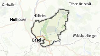 Karte / Lörrach