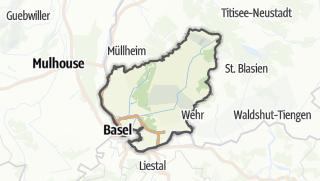 地图 / Loerrach