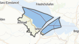 Karte / Arbon