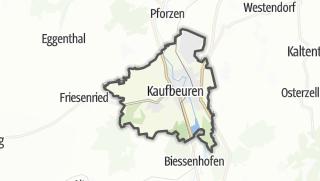 Karte / Kaufbeuren