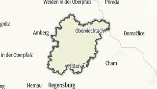 Carte / Schwandorf