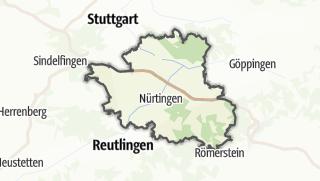 Karte / Esslingen