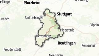 Karte / Böblingen