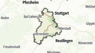 Cartina / Böblingen