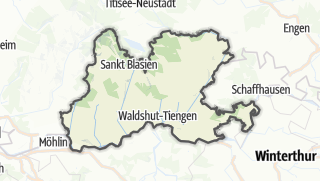 Karte / Waldshut