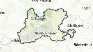 地图 / Waldshut