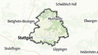 Karte / Rems-Murr-Kreis
