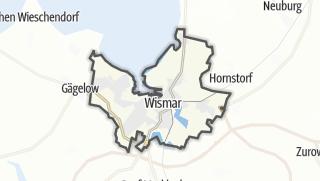 Carte / Wismar
