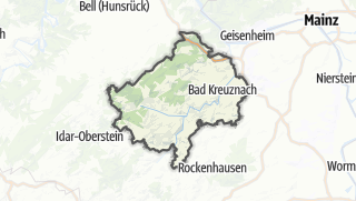 Karte / Bad Kreuznach