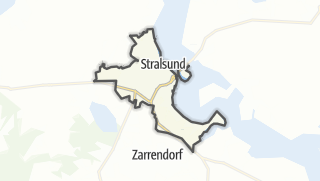 地图 / Stralsund