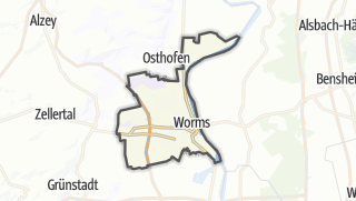 Map / Worms