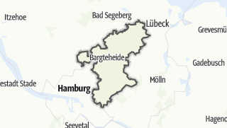 Map / Stormarn