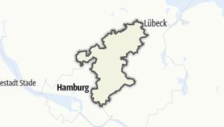 地图 / Stormarn