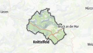 Karte / Leoben