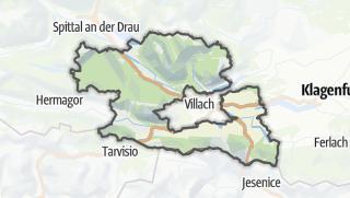 Map / Villach Land
