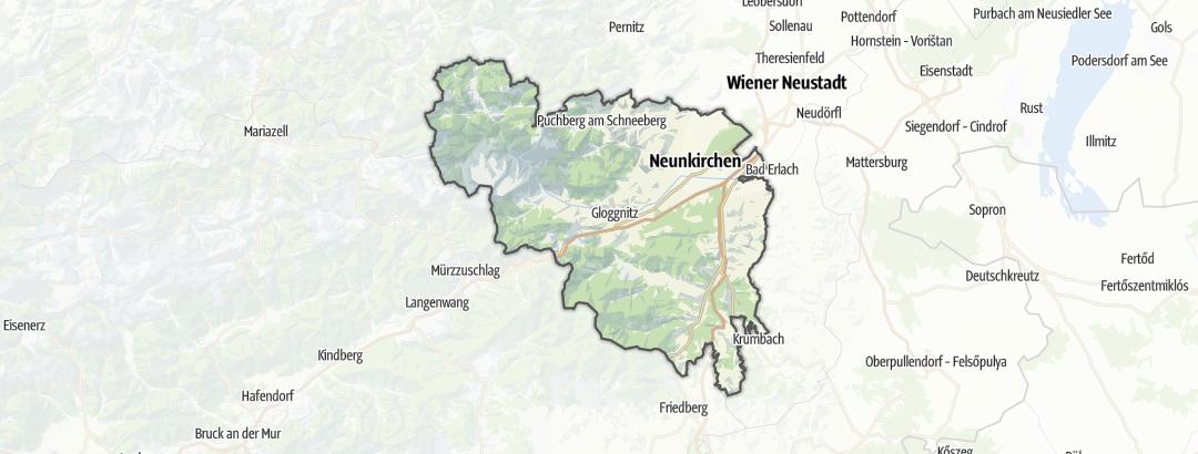 Carte / Neunkirchen