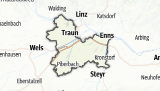 Map / Linz-Land