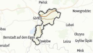 地图 / Zgorzelec gmina