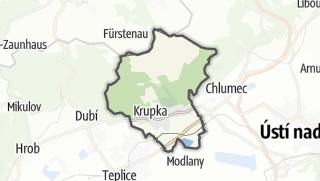 מפה / Krupka