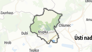地图 / Krupka