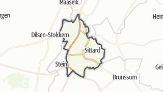 מפה / Sittard-Geleen