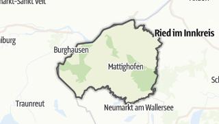 Mapa / Braunau am Inn