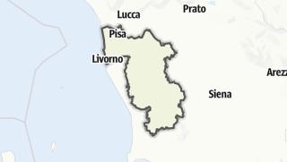 地图 / Pisa