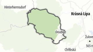 מפה / Doubice