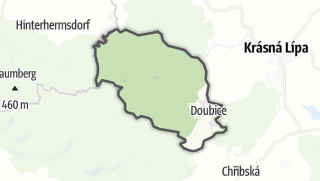 Karte / Doubice