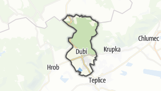 Karte / Dubí