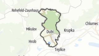 地图 / Dubí