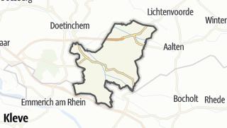 地图 / Oude IJsselstreek