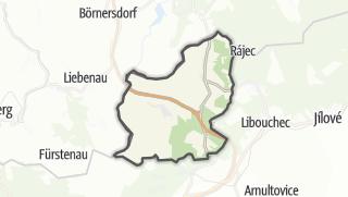מפה / Petrovice