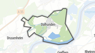 Cartina / Dalhunden