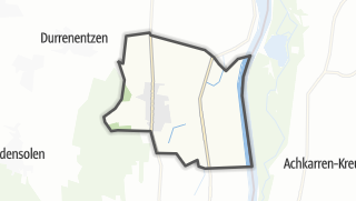 Mapa / Kunheim