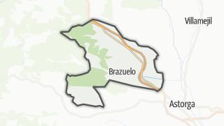 מפה / Brazuelo
