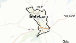 Karte / Estella