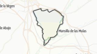 מפה / Villaturiel
