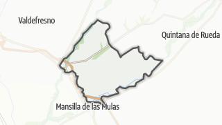 מפה / Villasabariego