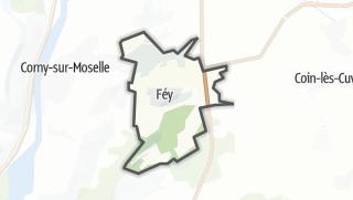 Mapa / Féy