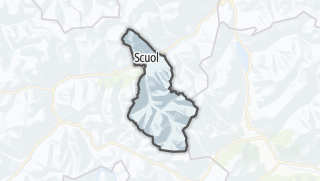 מפה / Scuol