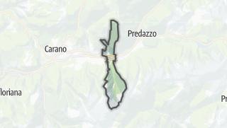 Karte / Panchià