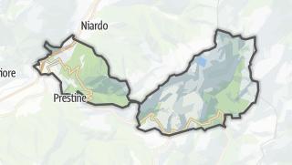 Karte / Breno