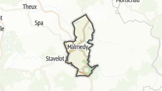 מפה / Malmedy