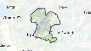 地图 / Ormont-Dessous
