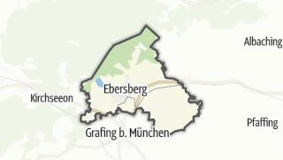 Cartina / Ebersberg