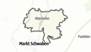 地图 / Ottenhofen