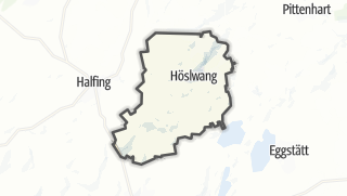 Karte / Höslwang