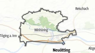 Cartina / Winhöring