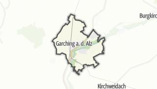 Cartina / Garching